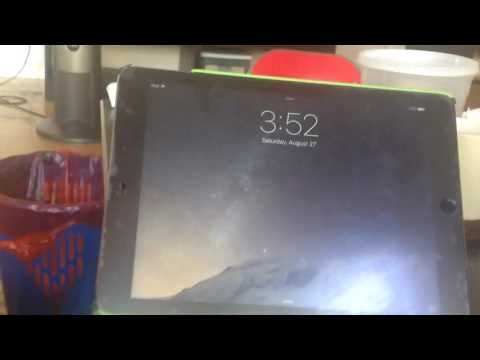 Hack into any IOS device! (Without Knowing The Password)
