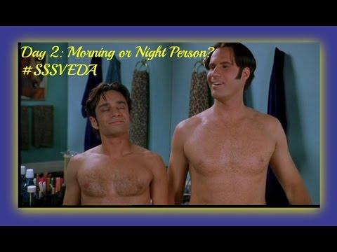 Day 2 - Morning or Night Person? #SSSVEDA