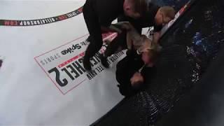 Bellator 187: Conor McGregor storms the Bellator MMA Cage