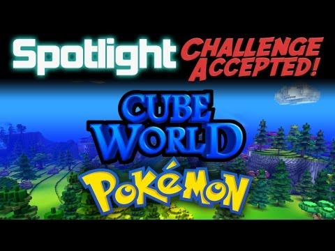 Cube World - Pokémon Edition [Spotlight]