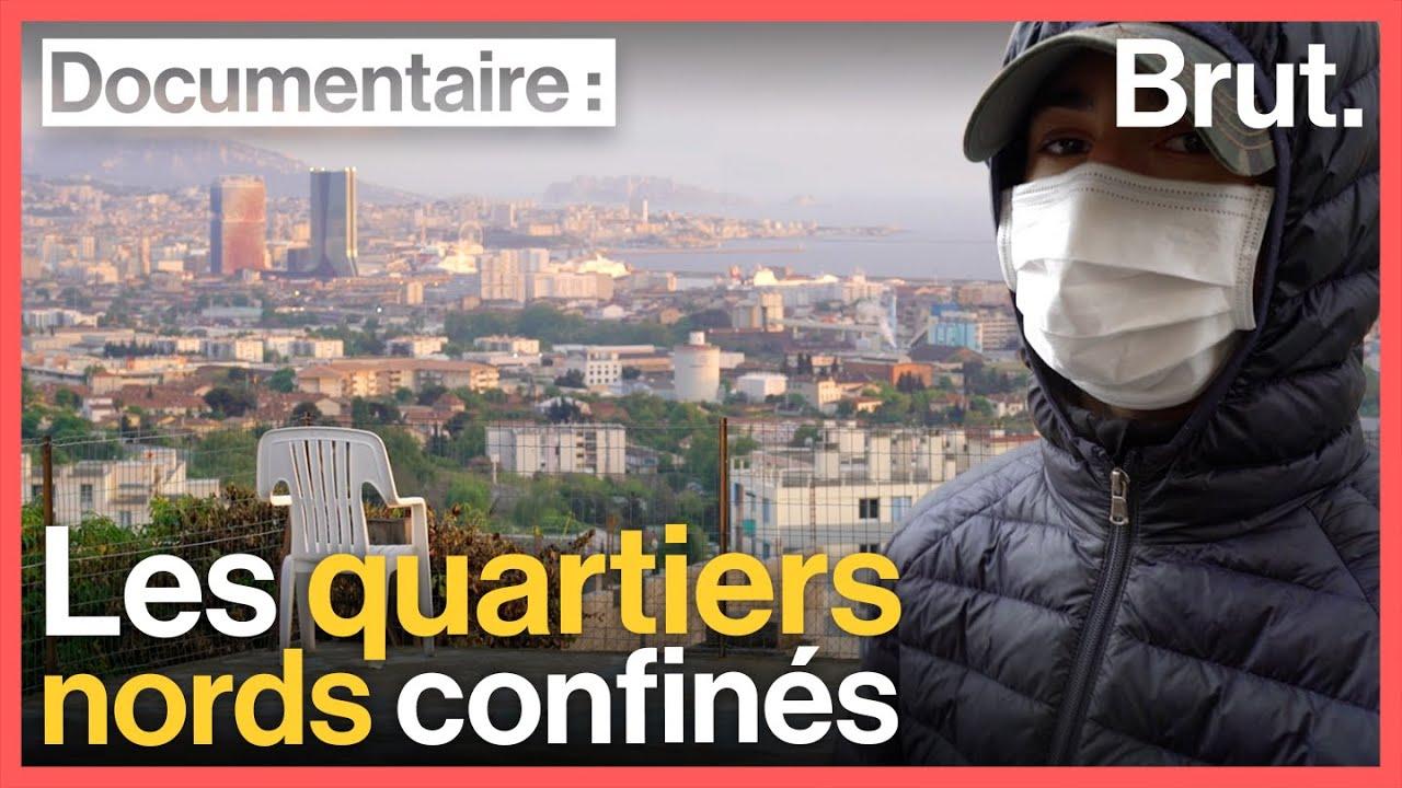 Marseille : immersion dans les quartiers Nord confinés