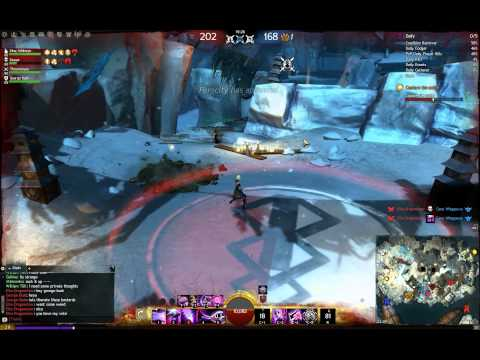 Guild Wars 2 Mesmer PVP #2 discovering my catch phrase 06 28 2014