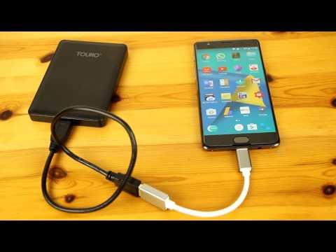 OnePlus 3/3T OTG Problem- SOLVED