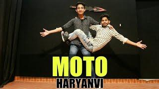 Moto| dance video | Ajay Hooda | Diler Kharkiya | Anjali Raghav | Latest Haryanvi Song 2020
