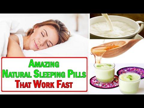 ➤➤Amazing Natural Sleeping Pills That Work Fast