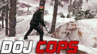 Dept. of Justice Cops -#370 - Snow Hunting (Civilian)