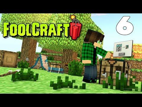 Foolcraft 3 - EP6 - Ender Dragon & Creative Flight - Modded Minecraft 1.12.2