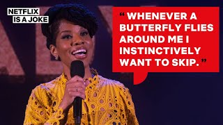 Kimberly Clark on Being a Black Woman and Butterflies