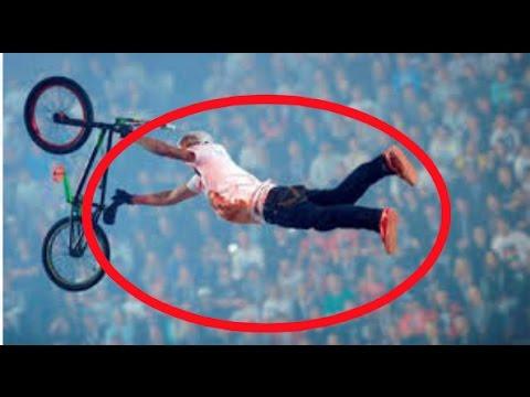 Biggest Bike tricks in nitro circus