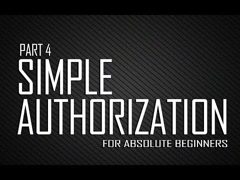 PHP - Register User | Authorization System for Absolute Beginners Part 4