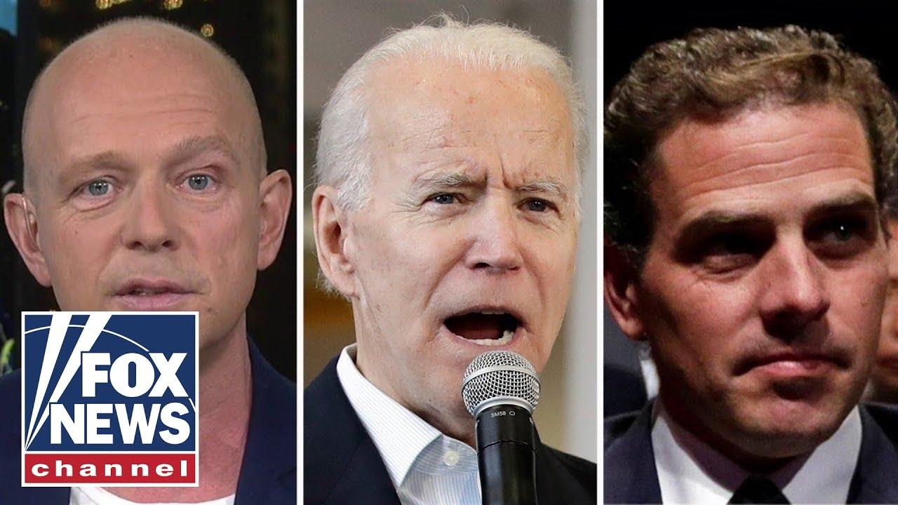 Steve Hilton: As Trump impeachment ends, let the Biden investigation begin