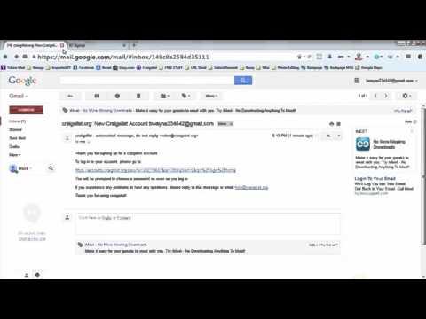 How To Setup FREE Craigslist PVA Accounts
