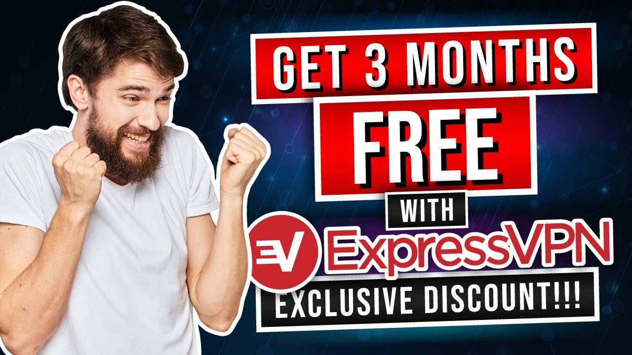 ExpressVPN Coupon/Promo/Discount Code🤑 (Verified Working Summer 2021)🤑