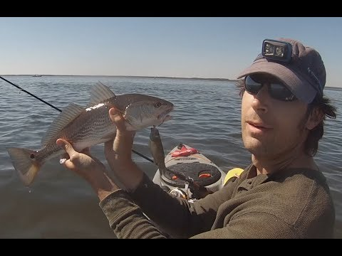 My First Redfish