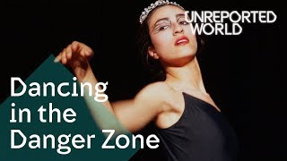Risking their lives to dance in Iraq   Unreported World