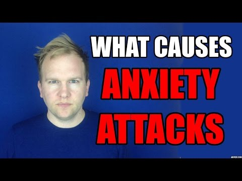 What Causes Anxiety Attacks - Why Do I have Anxiety Attacks For No Reason?