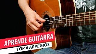4 arpegios que todo guitarrista debe conocer | cómo tocar arpegios Guitarra