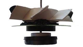 Free Energy Magnetic Levitation