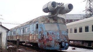 अरबो की ट्रेन क्यों ऐसे ही सड़ रही है | 6 Most Amazing Abandoned Trains (Abandoned Technology)