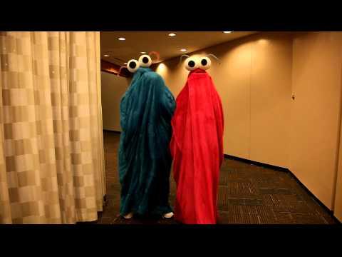 DragonCon Muppet Costumes