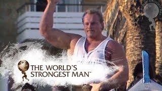 Jon Pall Sigmarsson - Final Victory & Death | World