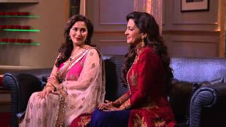 Juhi & Madhuri Deleted Rapid Fire