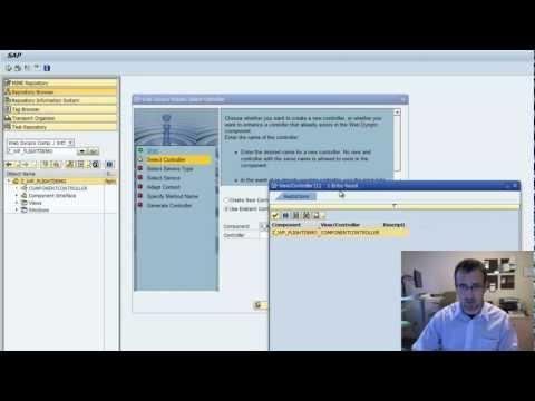 WebDynpro ABAP Wizards: SAP Tutorial (Part 3)