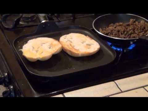 Carne Asada Torta by Chef Papi
