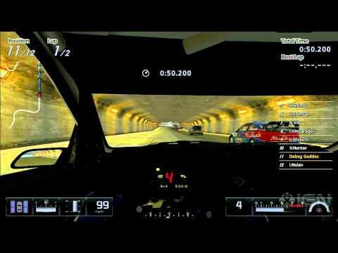Gran Turismo 5: Ford WRC Car Gameplay