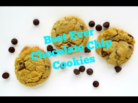 How to make (DIY) the best delicious and Easy Homemade Chocolate Chip Cookies recipe from scratch