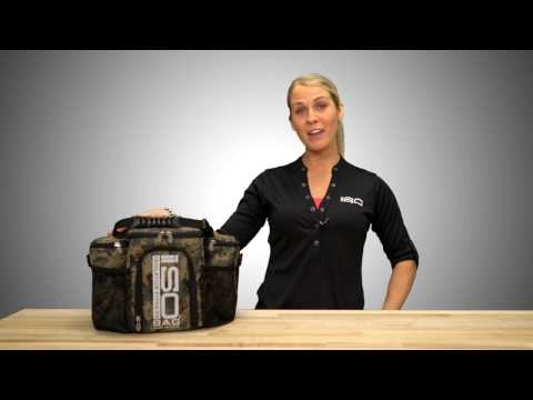 3 Meal Isobag Military Edition by Isolator Fitness
