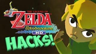 ZELDA: WIND WAKER HD HACKS! - Hack Attack! - Aurum