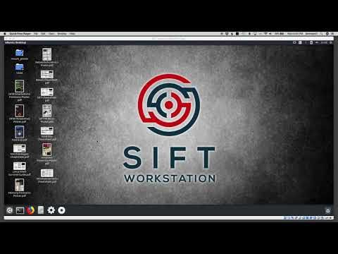 SDF: BUILD A VIRTUAL FORENSIC MACHINE – FEATURING SIFT WORKSTATION