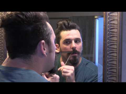 How Do I Style My Mustache? How To | Tutorial