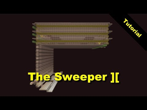 Tutorial: New and Improved Wither Skeleton Farm: The Sweeper II (works in 1.12)