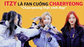 Download [JuwuLia] Itzy là hội cuồng Chaeryeong (ITZY really love Chaeryeong) Video