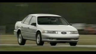 MotorWeek   Retro Review 1993 Ford Taurus SHO