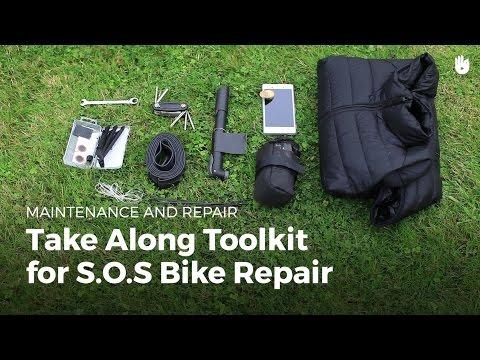Toolkit for SOS Repair | Bike Repair