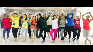Cheez Badi hai mast dance Video Song   saadstudio   machine   simple choreo