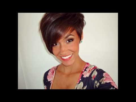 Asymmetrical Pixie Haircut  Suits Best For Short Hair  Round Face