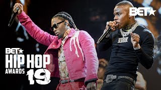 """DaBaby Turns Up & Performs """"Intro"""" & """"Babysitter"""" With Offset! 