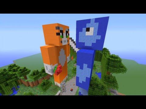 Minecraft Xbox - Tutorial -  Kryptic Kingdom - Part 1