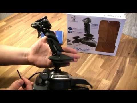 Cyborg F.L.Y. 5 USB Flightstick Review