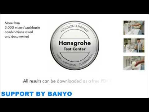 Hansgrohe Comfort Zone Test