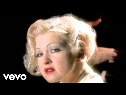 Cyndi Lauper - Who Let In The Rain