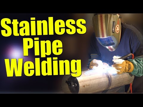 🔥 TIG Welding 10 Gauge Stainless Pipe (with the HFT Purge Elite)