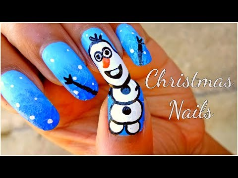 Easy Christmas Nail Art Designs : The Ultimate Guide!