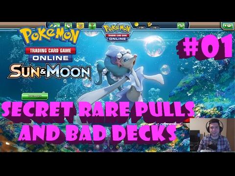 Pokemon TCG Online Episode 1: Building the Worst Deck