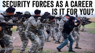 Air Force Security Forces - Pros and Cons