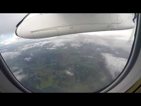 New Zealand 2018 Flying Kerikeri to Auckland